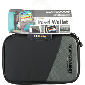 Sea to Summit Travel Lompakko RFID Medium, black